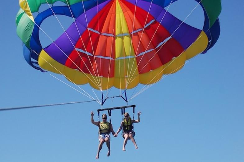 Parasailing miami plus Jet Ski Rental