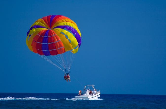 Parasailing in Miami