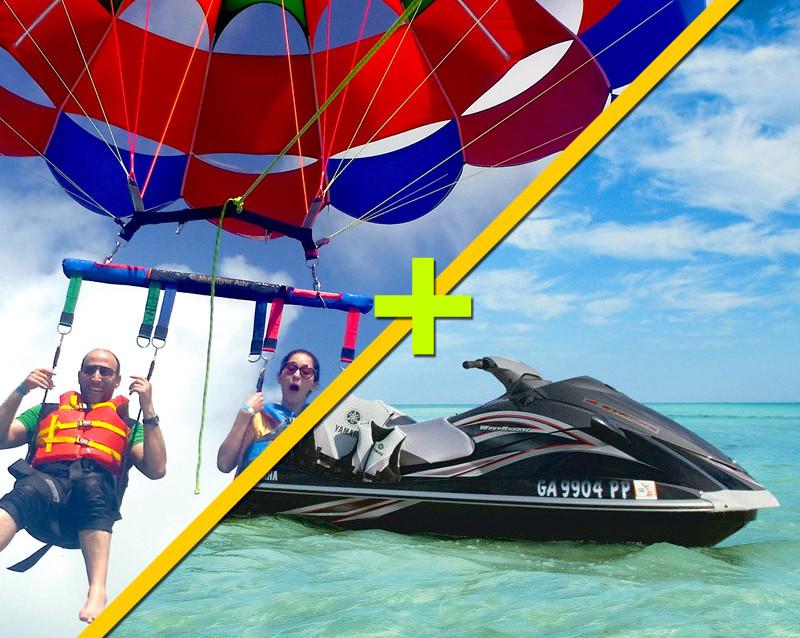parasailing in miami and jetski rentals miami