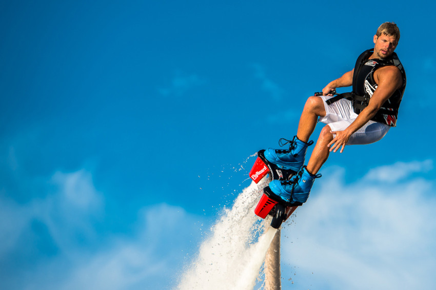 Jet Pack or Flyboard $139.99