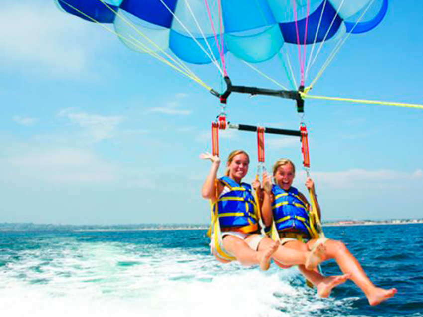 Book Directly Try Parasailing In Miami
