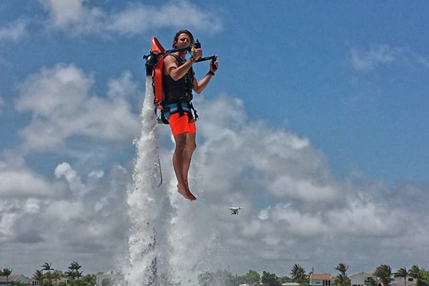 Jetpack & Flyboard Adventure $135