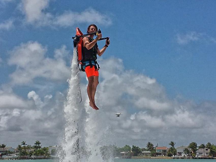 Jetpack & Flyboard Adventure $135