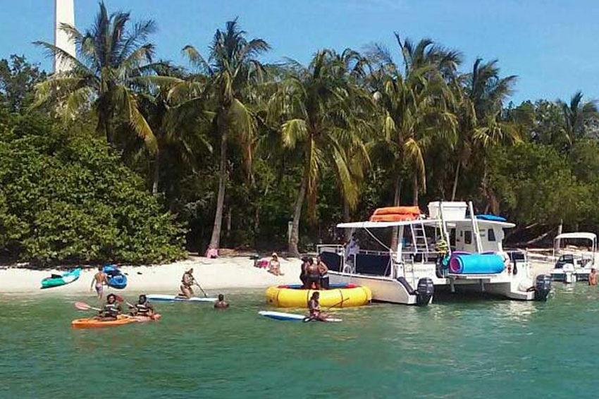 Island Adventure Fun Cruise